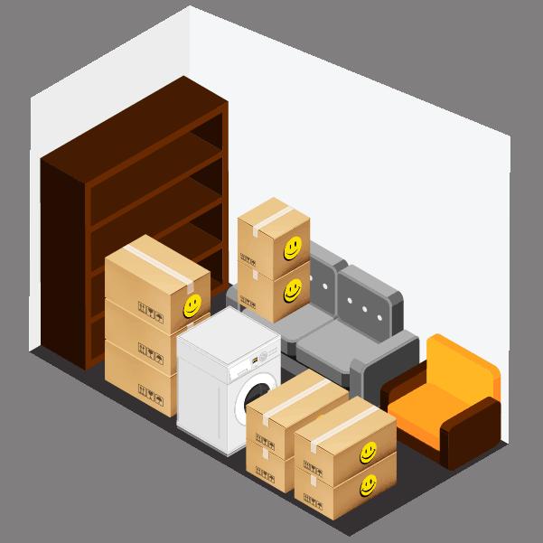 5x10 storage units in lubbock texas