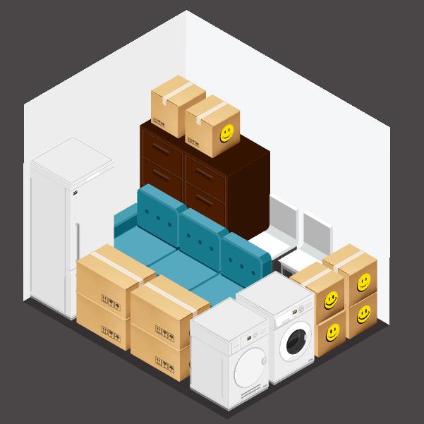 8x10 storage units lubbock