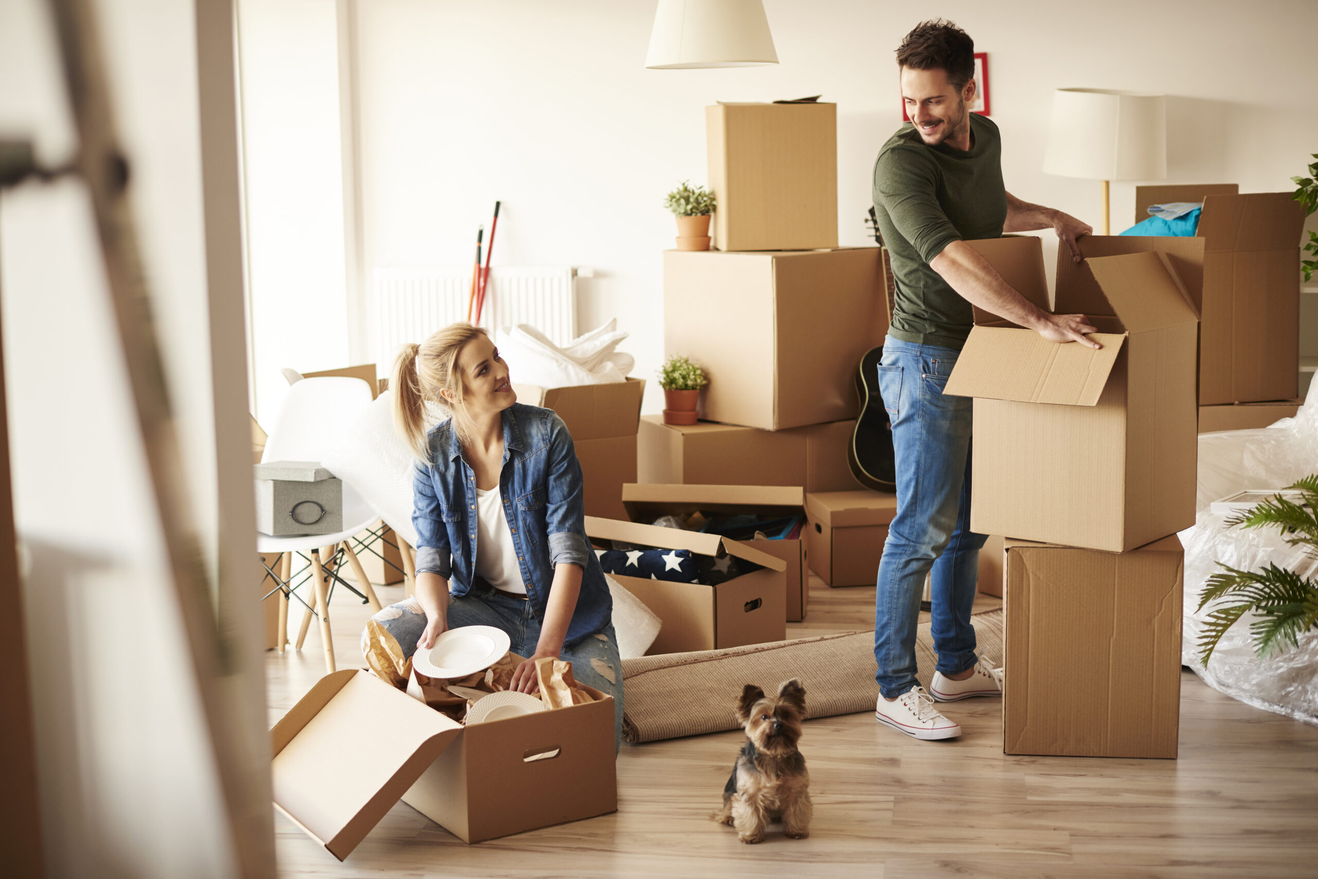 5 Things to Consider Before Moving in With Your SO